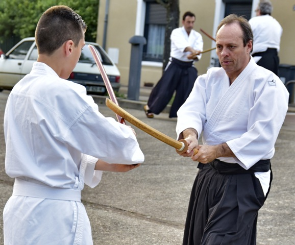 Philosophie aïkido dojo du Chateau d'Olonne 85180 une voie do traditionnelle